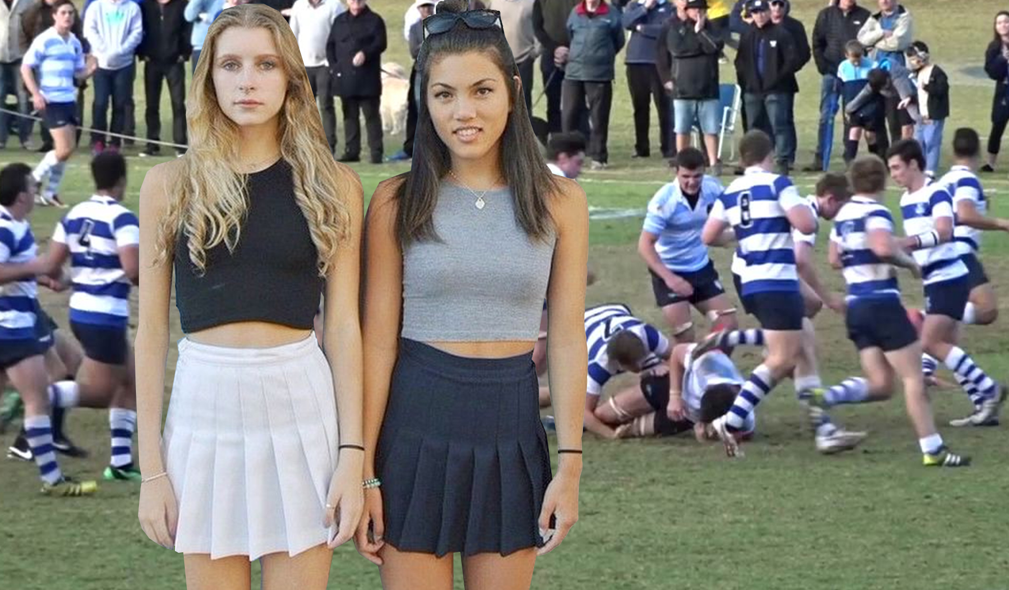 Exploited high school girls